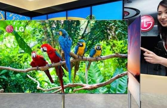 شکایت سامسونگ از ال جی بر سر فن آوری OLED