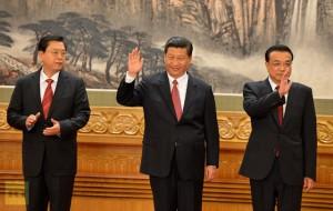 رهبران جدید چین و تغییرات در ارتش
