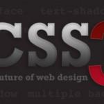 تکنولوژی CSS3 در طراحی سایت