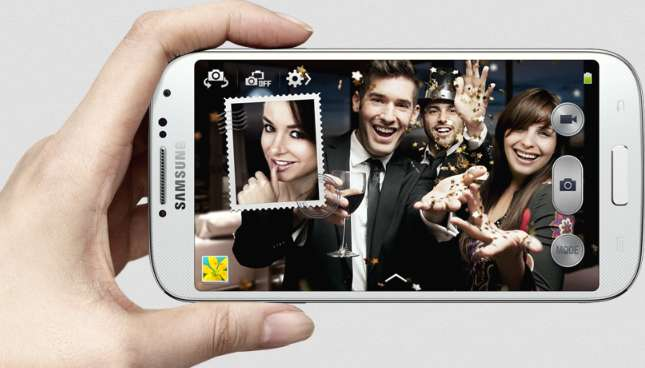 galaxy s4 or galaxy IV - گالکسی s4