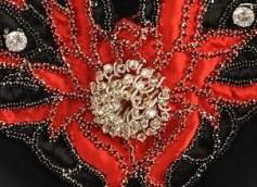 تصاویری از لباس زنانه ۵۵ میلیون نه میلیارد تومانی !