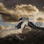 انتهای دیوار چین Wall-of-China