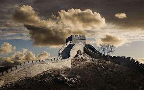 انتهای دیوار چین کجاست؟