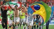 بلیط ایران برای جام جهانی ۲۰۱۴ برزیل ok شد
