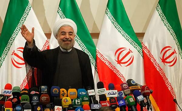 دکتر حسن روحانی رییس جمهور ایران