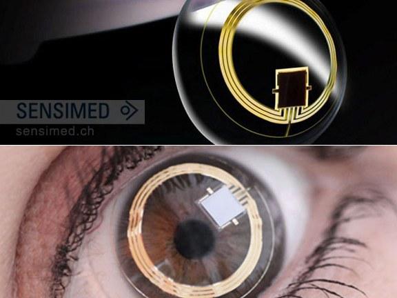 لنز چشمی سامسونگ برای مقابله با عینک گوگل