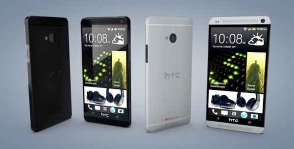 گوشی غول پیکر HTC One Max به میدان می آید