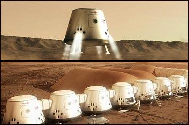 متقاضیان سفر به مریخ به بیش از ۱۰۰ هزار نفر رسیدند