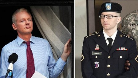 julian-assange-and-bradley-manning