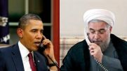 گفتگوی تلفنی حسن روحانی و باراک اوباما در لحظات آخر