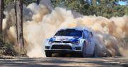 تصاویر رقابت های رالی قهرمانی جهان سال ۲۰۱۳ در استرالیا