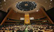 آغاز سخنرانی دکتر حسن روحانی در سازمان ملل