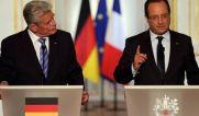 موضع رییس جمهور آلمان و فرانسه در خصوص سوریه