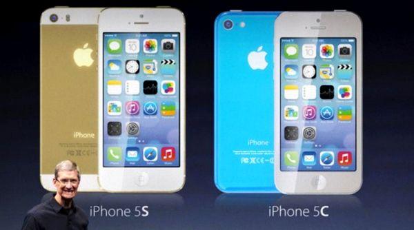 iphone c5 s5