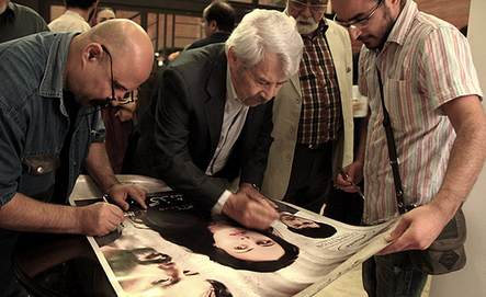 نمایش خانگی «فیلم سینمایی گذشته» در ایران و فرانسه