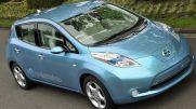 """عکس هایی از خودروی جدید نیسان لیف"""" Leaf"""