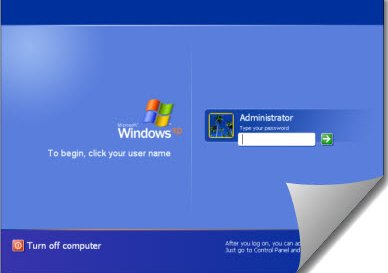 remove password windows xp forget