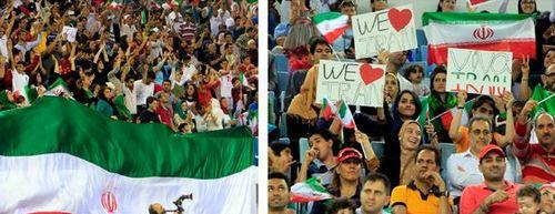ایران به فینال مسابقات والیبال قهرمانی آسیا راه یافت