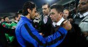 « فرهاد مجیدی » با فوتبال خداحافظی کرد/سخن با هواداران