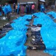 حادثه سقوط کامیون با 52 کشته / 13 تن کودک