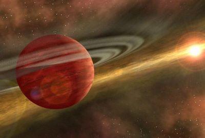 کشف سیاره غول پیکری که ۲۵۰۰ برابر زمین است