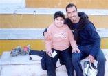 خداحافظی احمد با خداحافظی مجیدی/روحت شاد پسر استقلالی