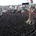 ایران روز عاشورای حسینی سوگوار حضرت سیدالشهداء (ع)