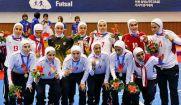 بانوان فوتسال ایران راهی رقابت های جام جهانی اسپانیا