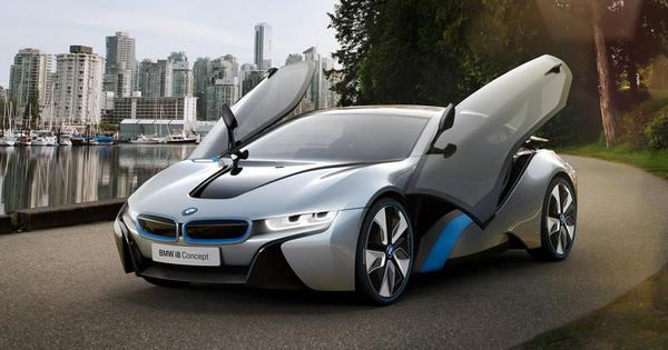 کلیپ خودروی جدید و زیبای BMW