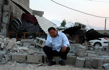 زلزله برازجان ؛ ۸ کشته و ۴۵ مجروح