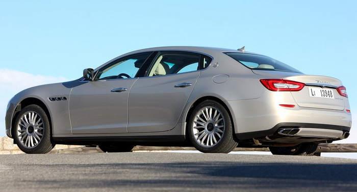 Maserati Quattroporte (10)