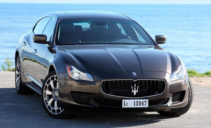 Maserati Quattroporte (11)