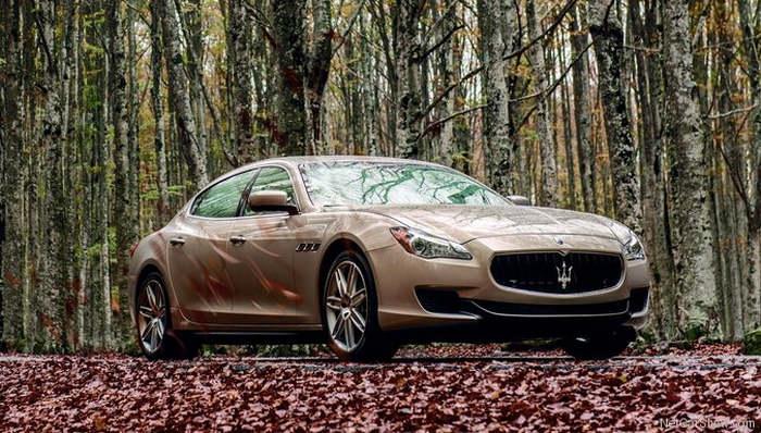 Maserati Quattroporte (14)