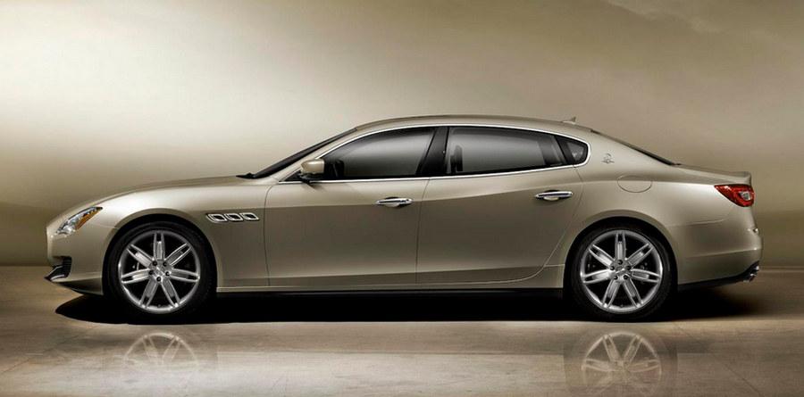 Maserati Quattroporte (4)