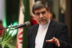 علی جنتی وزیر فرهنگ و ارشاد اسلامی/ عضو فیسبوک هستم
