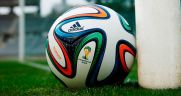 رونمایی توپ «جام جهانی ۲۰۱۴ برزیل» + تصویر