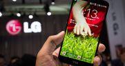 فروش ۳ میلیون گوشی هوشمند LG G2