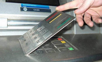 روش جدید سرقت از ATM (عابر بانک) کشف شد