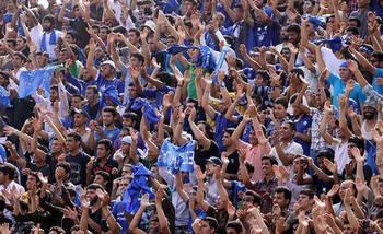 استقلال سه میلیون تومانی به خاطر تماشاگران جریمه شد