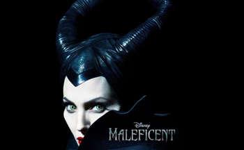 آنجلینا جولی در نقش جدید در فیلم Maleficent + عکس
