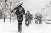 نامه به حسن روحانی طی بارش سنگین برف در گیلان