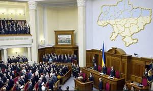 رئیس جمهور موقت اوکراین، آماده گفتگو با روسیه