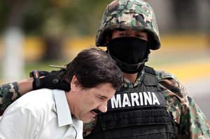 """ال چاپو"""" بزرگترین قاچاقچی جهان دستگیر شد"""