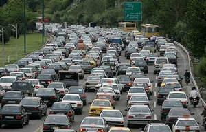 یک طرفه شدن جاده چالوس در پایان سال و نوروز ۹۳