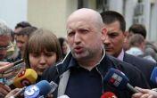 پیام رییس دولت موقت اوکراین به ترکیه