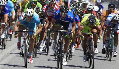 نتایج تور دوچرخه سواری مکزیک