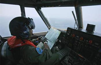 پیدا شدن رد هواپیمای بوئینگ ۷۷۷ مالزی