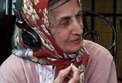 """پروین میکده """"پیشکسوت سینما و تلویزیون"""" درگذشت"""
