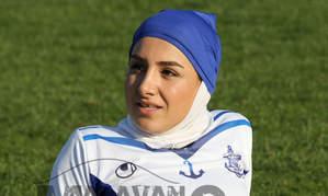 """نامه خداحافظی """"مریم ایراندوست"""" از دنیای فوتبال"""
