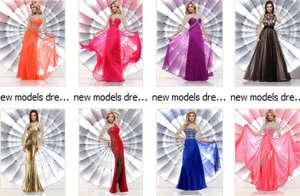 جدیدترین مدل لباس مجلسی دخترانه + عکس